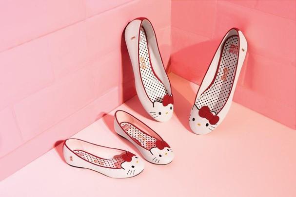 Tem Na Web - Lançamento: Santa Lolla x Hello Kitty!