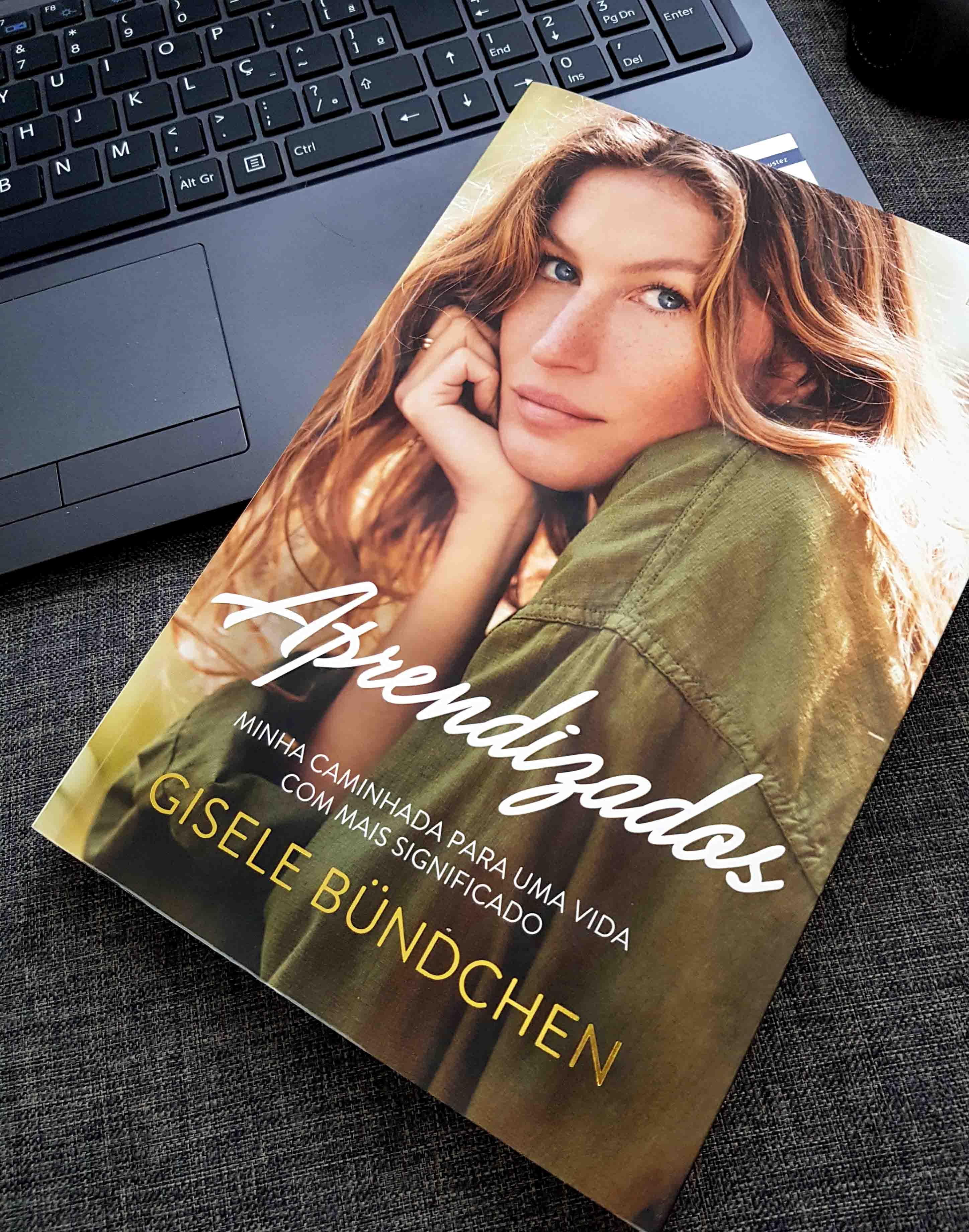 Tem Na Web - Aprendizados de Gisele Bündchen: voltando a ler em 2019