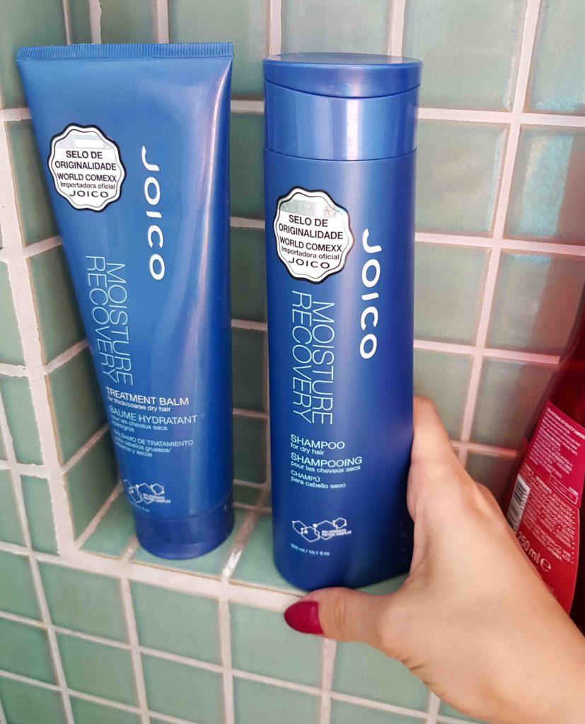 Tem Na Web - Shampoo Joico Moisture Recovery - resenha - Blog Tá em promoção