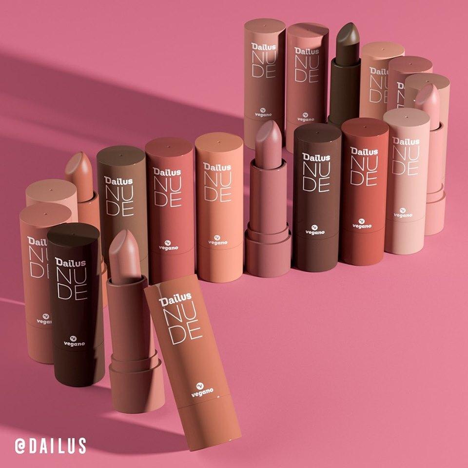 Dailus Nude: nova coleção de batons e esmaltes - Blog Tá